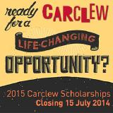 News: Carclew Scholarships 2015