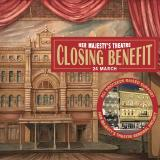 Her Majesty's Theatre Closing Benefit Concert