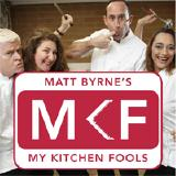 Story: Byrne's 20th year at Maxim's with My Kitchen Fools