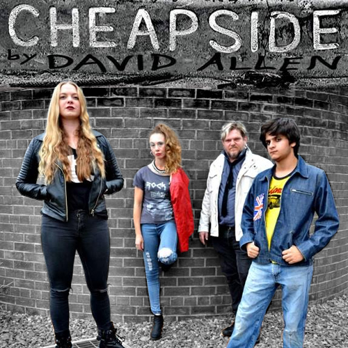 Cheapside Butterfly Theatre 2019