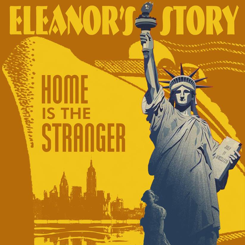 Eleanors Story Home is the Stranger Adelaide Fringe 2019