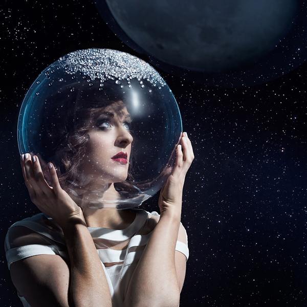 Gillian Cosgriff To The Moon And Back Adeladie Cabaret Festival 2017