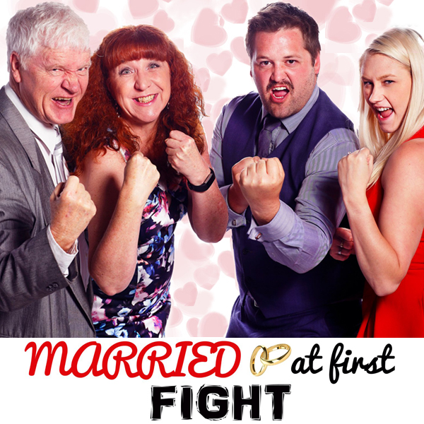 Married At First Fight Adelaide Fringe 2019