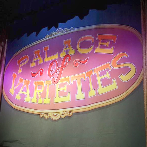 Palace Of Varieties Adelaide Repertory Theatre 2017