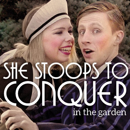 She Stoops to Conquer Blue Sky Theatre 2020