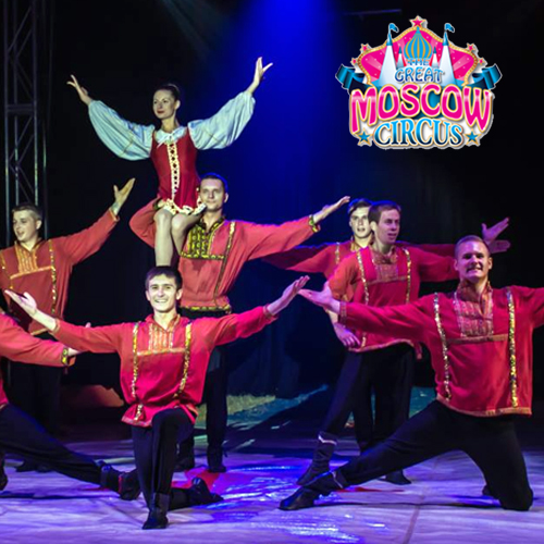 The Great Moscow Circus Adelaide 2018