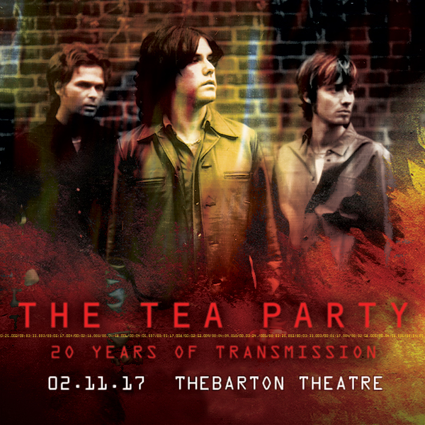 The Tea Party 20th Anniversary Adelaide 2017