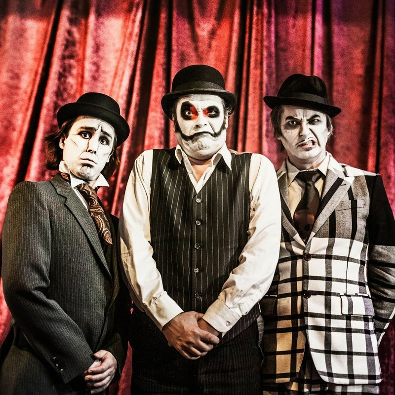 The Tiger Lillies Adelaide Fringe 2019