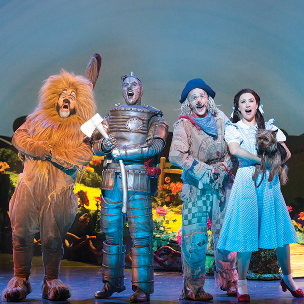 The Wizard of Oz Adelaide 2018