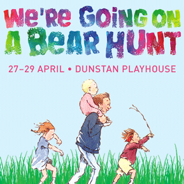 Were going on a bearhunt Adelaide 2017