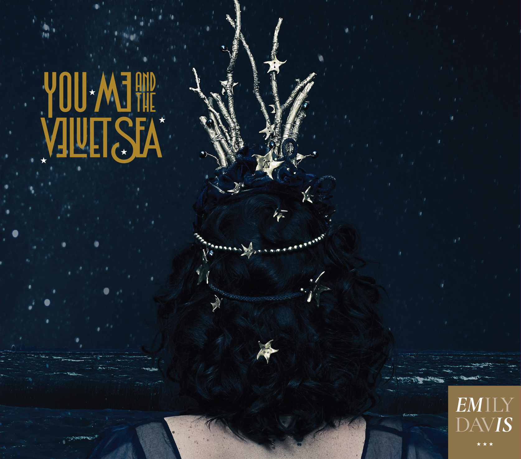 emilydavis youmeandthevelvetsea cd cover final web