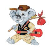 Blinky Bill is On The Loose