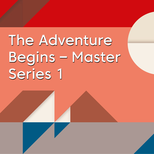 ASO 2020 Master Series 1 The Adventure Begins