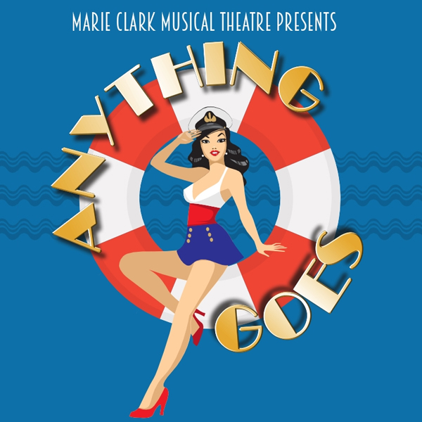 Anything Goes Marie Clark Musical Theatre