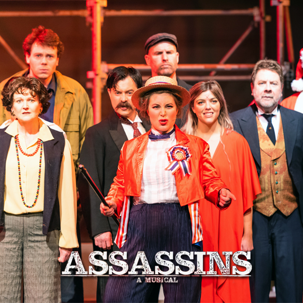 Assassins A Musica The Hills Musical Co 2019