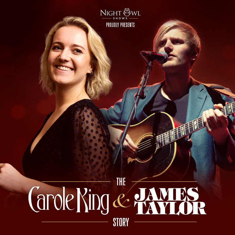 Carole King And James Taylor Story Fringe 2020