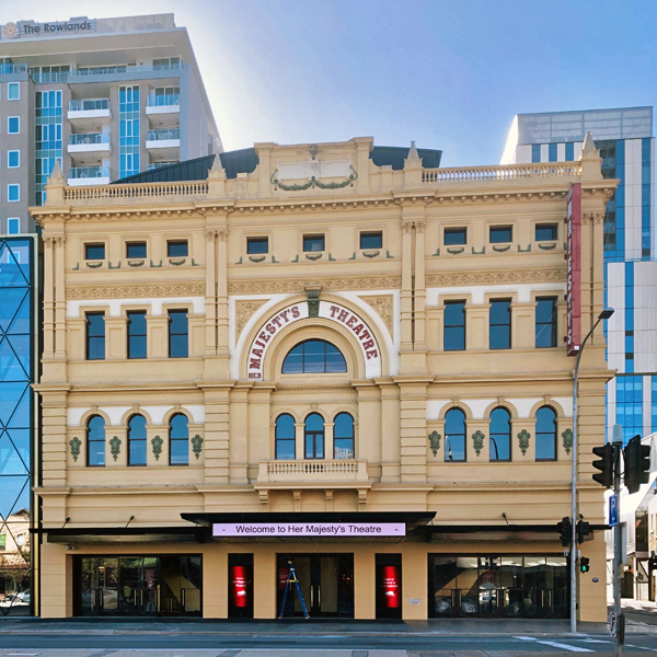 Her Majestys Theatre Adelaide Reopens 2020