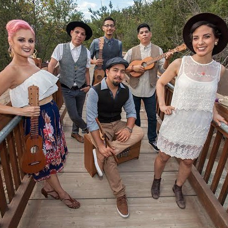 Las Cafeteras Womadelaide 2019