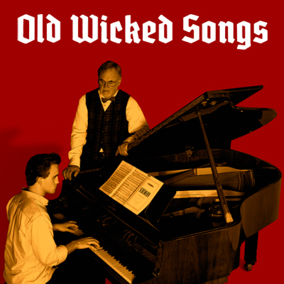 Old Wicked Songs Independent Theatre 2018
