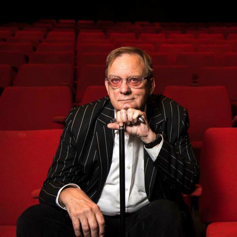 Peter Goers in Joyful Strains Adelaide Fringe 2021