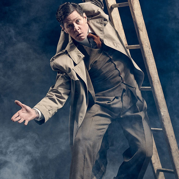 The 39 Steps State Theatre Company of SA 2019