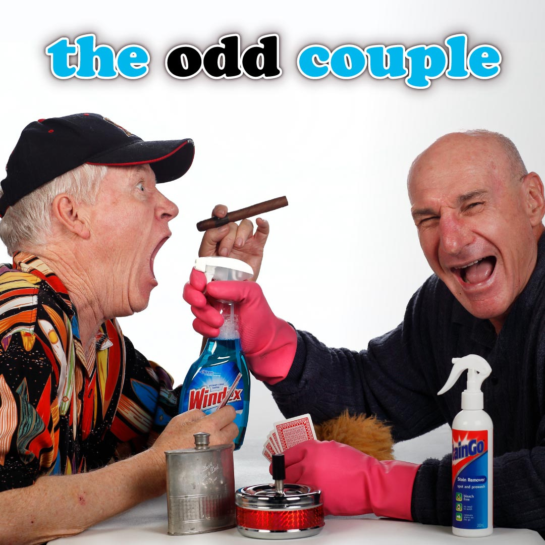 The Odd Couple MBM 2020