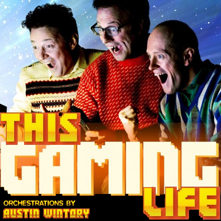 This Gaming Life Tripod Adelaide Cabaret Festival 2016